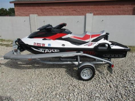 wake boat for sale in texas seadoo boats for sale in texas