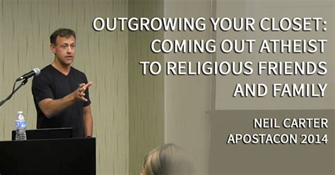 Closet Atheist by Outgrowing Your Atheist Closet