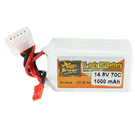 Lipo Battery High Voltage Lihv 4s 152v 1000mah 80 160c Onbo Power zop power 14 8v 1000mah 70c lipo battery jst alex nld