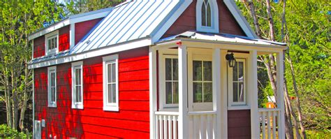 tiny house for 5 new tiny house village in portland lets you test drive tiny living curbed