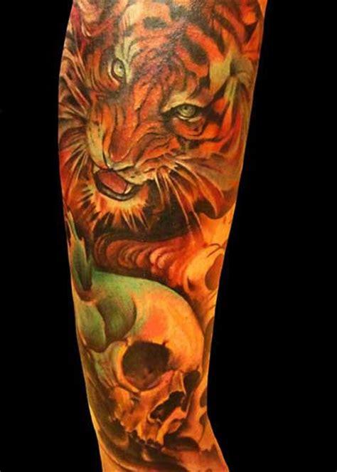 tattoo oriental tigre significado 40 tatuagens de tigres nas costas orientais no bra 231 o