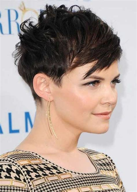 more ginnifer godwin pixie cut front and back views 20 great ginnifer goodwin pixie hairstyles short