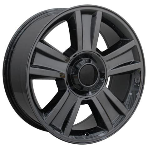 Wheels Chevy55 Black Dove chevy tahoe sport 5416 black chrome 20 x 8 5