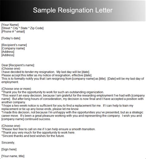 Sle Resignation Letter Notice by Studio 2 Weeks Notice Letter Two Weeks Notice Letter Templates Free Pdf Word Documents