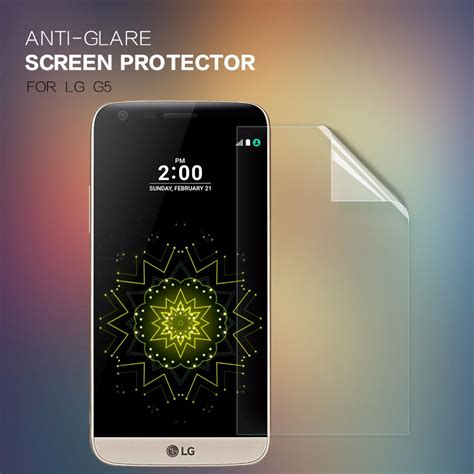 Lg Optimus L3 Nillkin Antiglare Screen Guard 2 pcs lot screen protector for lg g5 nillkin anti glare matte protective for lg g5 with