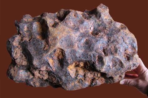 imagenes meteoritos reales un meteorito met 225 lico de 100 kilos en caba 241 eros ciencia