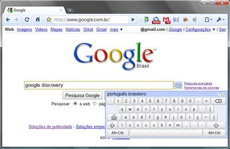 Search Brazil Search Brasil Ganha Teclado Discovery