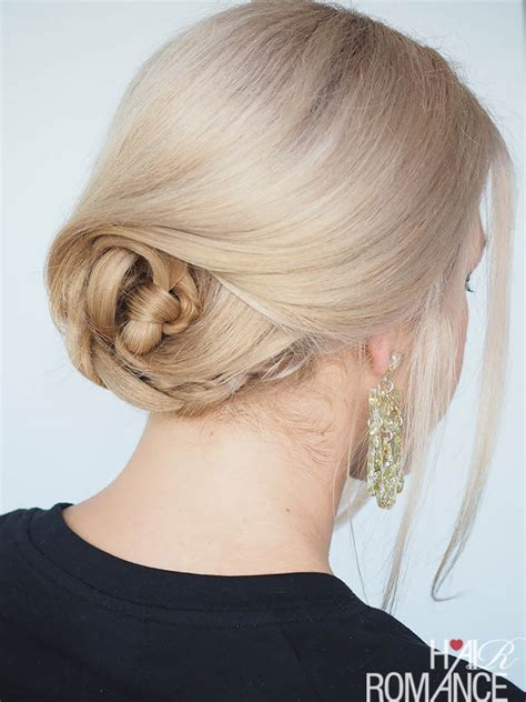 Braided Hairstyles Easy Beginner by And Easy Braided Updo Tutorial For Beginners Hair