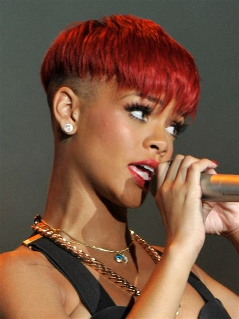 rihanna hairstyles cut rihanna hairstyles transformation