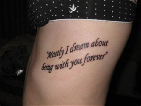 small quote tattoos on ribs rib cage tattoos for quotes quotesgram