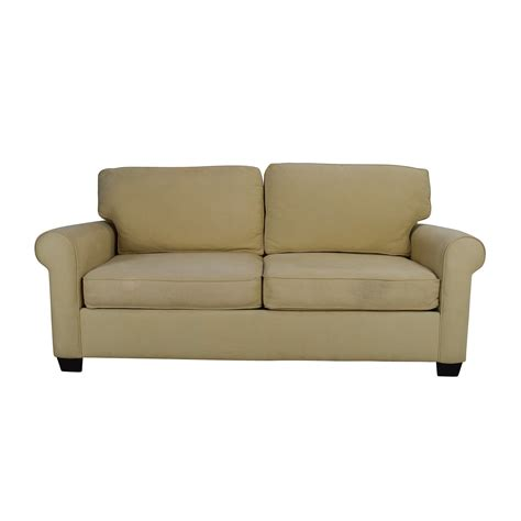 pottery barn comfort sofa classic sofas second classic sofas on sale
