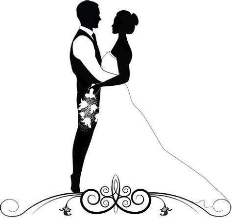 Wedding Silhouette by Pin By Szumańska On Okolicznościowe
