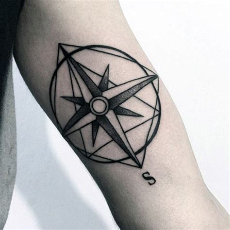 male star tattoo designs 40 simple tattoos for luminous ink design ideas