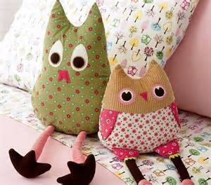Handmade For Children - pillows and cushions as a part of home decor modern