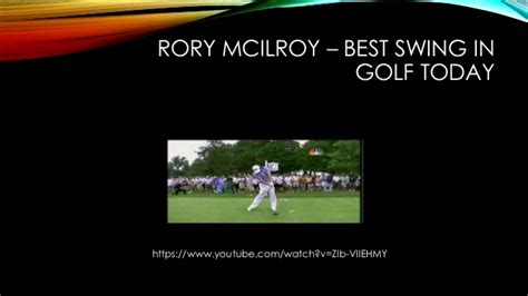 best swing in golf today golf improvement insights rory s swing