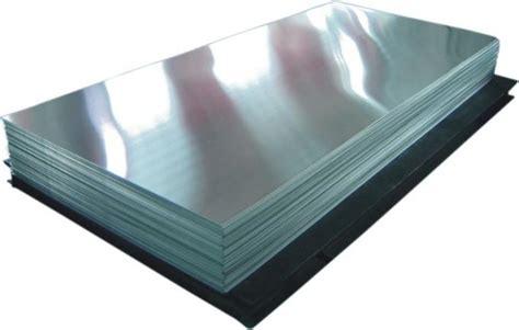 Plat Alumunium 1mm 4 X 8 cold rolled 3003 polished aluminium sheets mirror metal