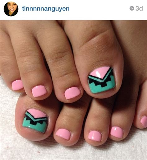 how to design toenails at home tribal toe nail designs how you can do it at home