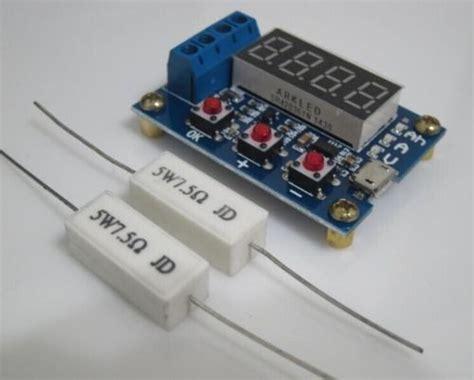 Zhiyu Battery Capacity Meter Discharge Tester 1 5v 12v For 18650 T301 2 18650 li ion lithium lead acid battery capacity meter discharge tester 1 5v 12v free shipping in