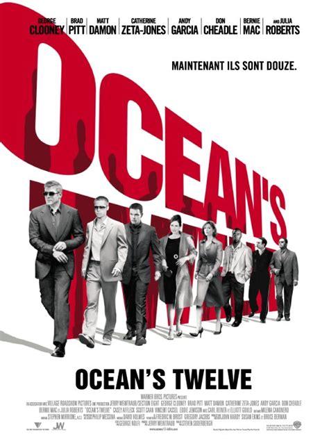 oceans twelve s twelve