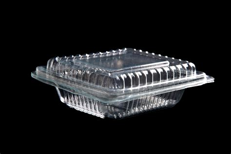Pet Tray Salad 500ml krystalite