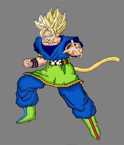 Imagenes Goku Af | imagenes goku af goku af ssj by goku af on deviantart