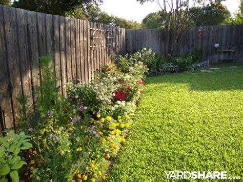 backyard ideas texas landscaping ideas gt roses and flowers yardshare com