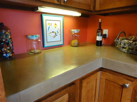 Concrete Countertops Tucson by Countertops Rogo S Finishing Touch
