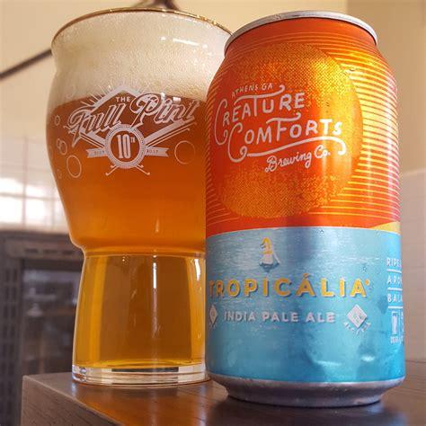 creature comforts beer creature comforts tropic 225 lia ipa thefullpint com
