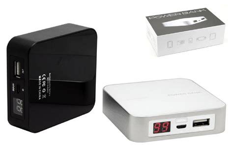 Power Bank Digital power bank gni solutions for corporate gifts