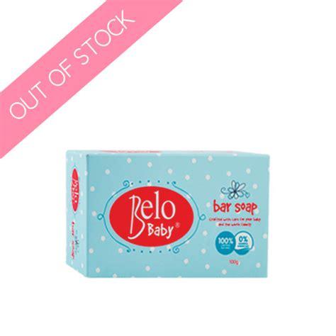 Baby Bar Soap belo baby bar soap