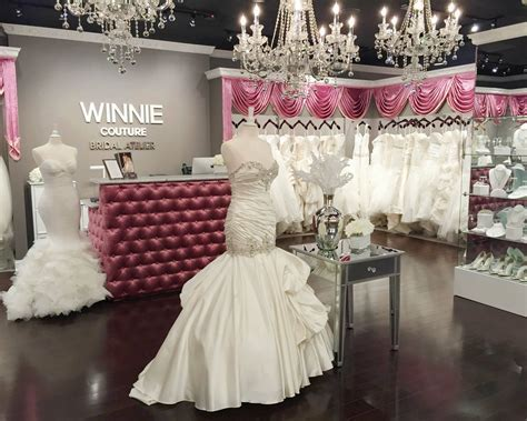 Bridal Gowns & Wedding Dresses Frisco TX   Winnie Couture