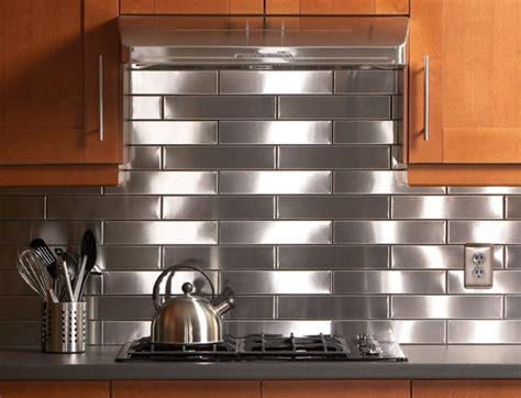 Metal Look Backsplash by 4 Benefits Of Metal Tile Backsplash