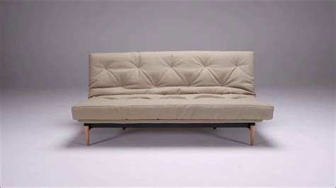 innovation futon innovations futon sofa bed colpus futon sofa bed by