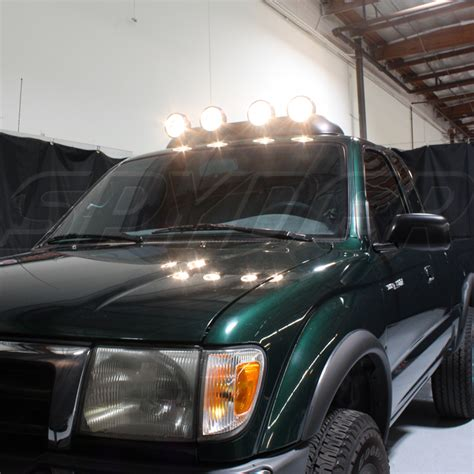 Light Bar On Top Of Truck by Road Use Roof Top Fog Lights Bar Wiring Switch