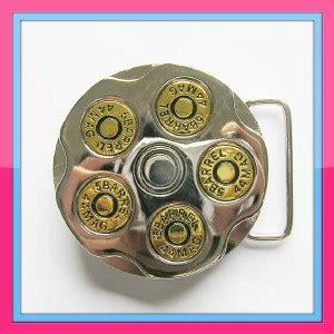 New Magnum Bullet Spinner High Quality Dapat Diputar Diatas Pena spinner bullet cowboy revolver gun barrel 44 mag belt buckle ebay