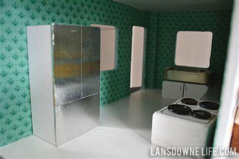 Diy Dollhouse Furniture by Diy Dollhouse Kitchen Furniture Part 3 Of 6 Lansdowne