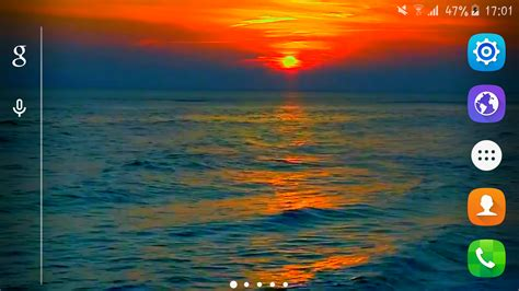download windows 8 live wallpaper for android by d labs ocean live wallpaper android apps on google play