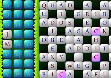 componi parole con lettere gioco componi le parole