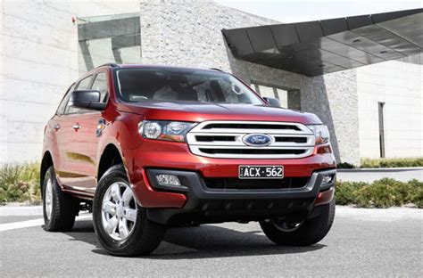 Radiator Ford Everest A T ford everest claims high ground in 4wd landscape