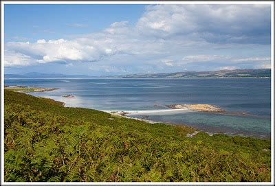 boat house gigha inflatable boat journeys from scotland gigha and the