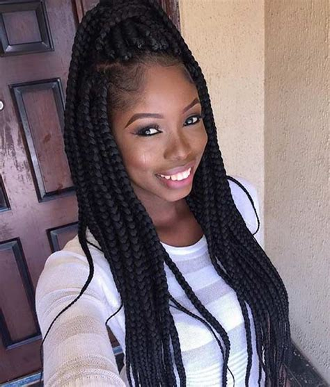 what kind of braids shoyld a darkskin get and color 51 hot poetic justice braids styles page 4 of 5 stayglam