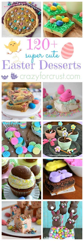 easter desserts 120 easter desserts for crust