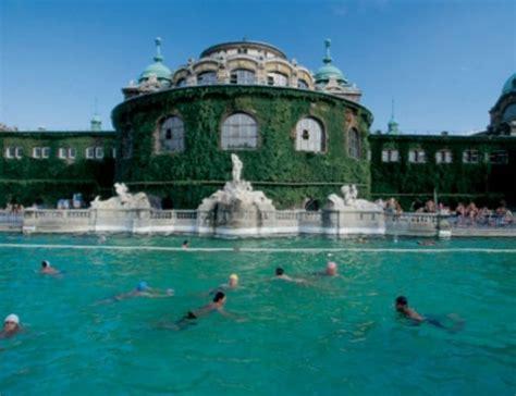 ufficio turismo budapest le terme di budapest