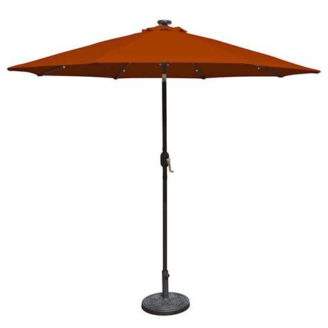 Umbrella For Patio - patio umbrellas accessories the home depot canada
