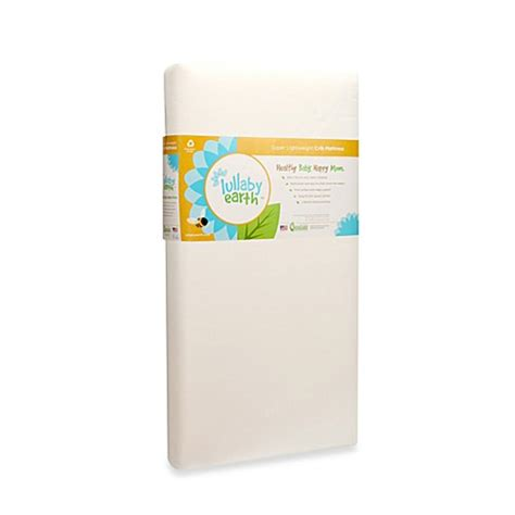 Lullaby Earth Crib Mattress Lullaby Earth Lightweight Baby Crib Toddler Mattress Buybuy Baby