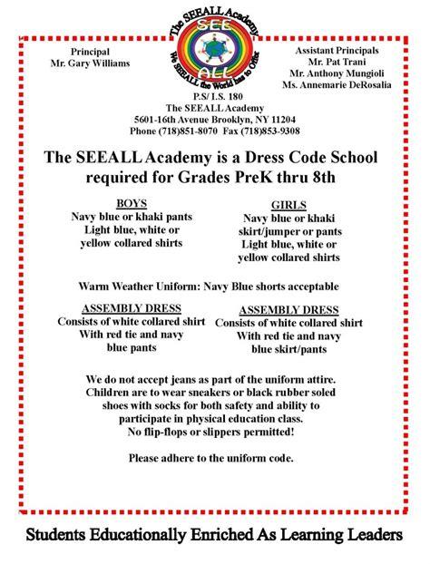 Parent Letter About Uniforms letter to school about dress code graduation dress code