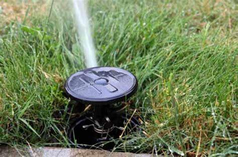 different types of sprinkler head gardening site