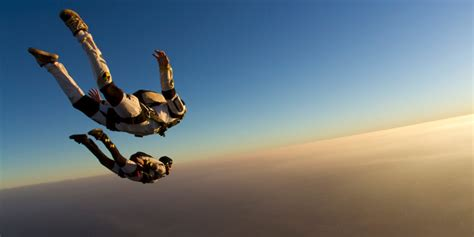 freefalling the courage to jump start your books skydiving thinglink