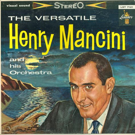 theme from romeo and juliet henry mancini henry mancini and his orchestra the versatile henry