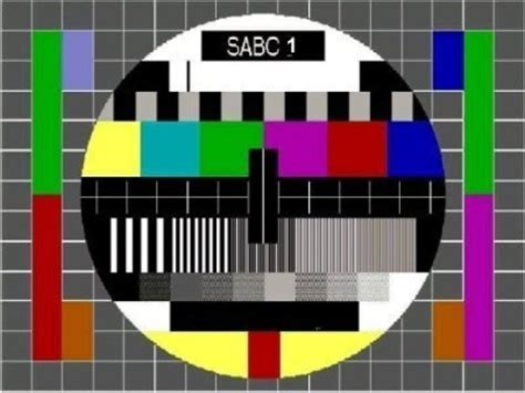 test pattern tv 41 best images about afrikaans kinderjare on pinterest